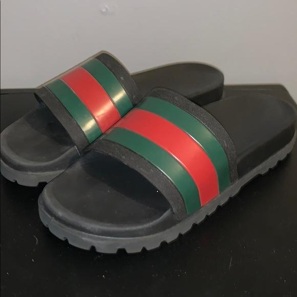 1be7561cbf4d Gucci Other - Gucci flip flops slides